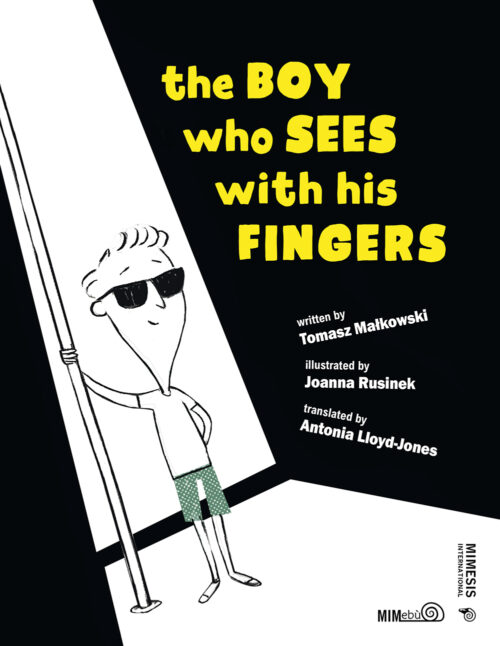 Cover_the boy who sees with his fingers