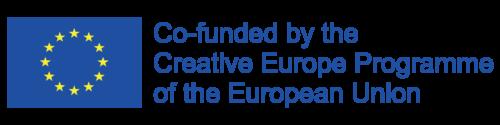 Logo inglese Europa Creativa