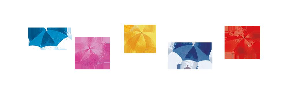 separatore ombrellini